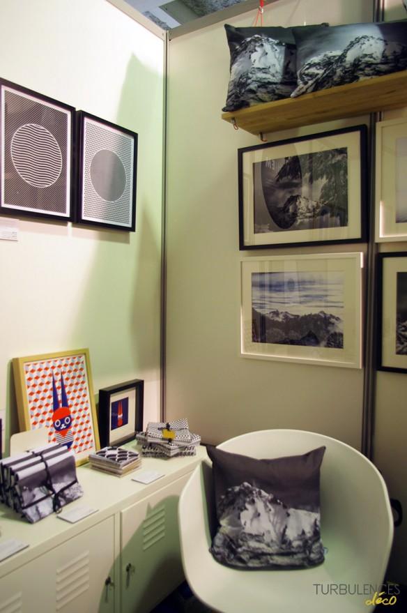 Salon ID Art - Mars 2015 - Stand HJEM