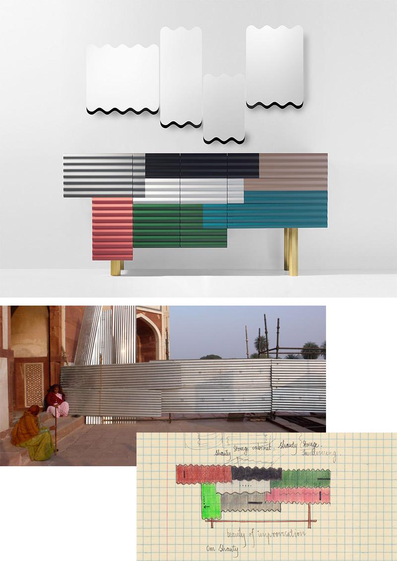Shanti Project - Design Doshi-Levien for BD Barcelona
