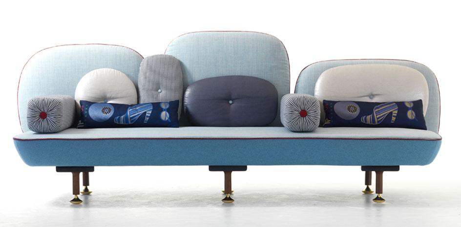 My beautiful backside - Design Doshi Levien pour Moroso