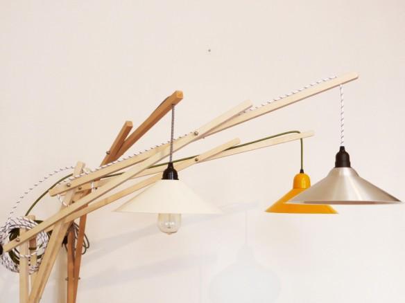 Design Tony Balmé - Lampe Battle