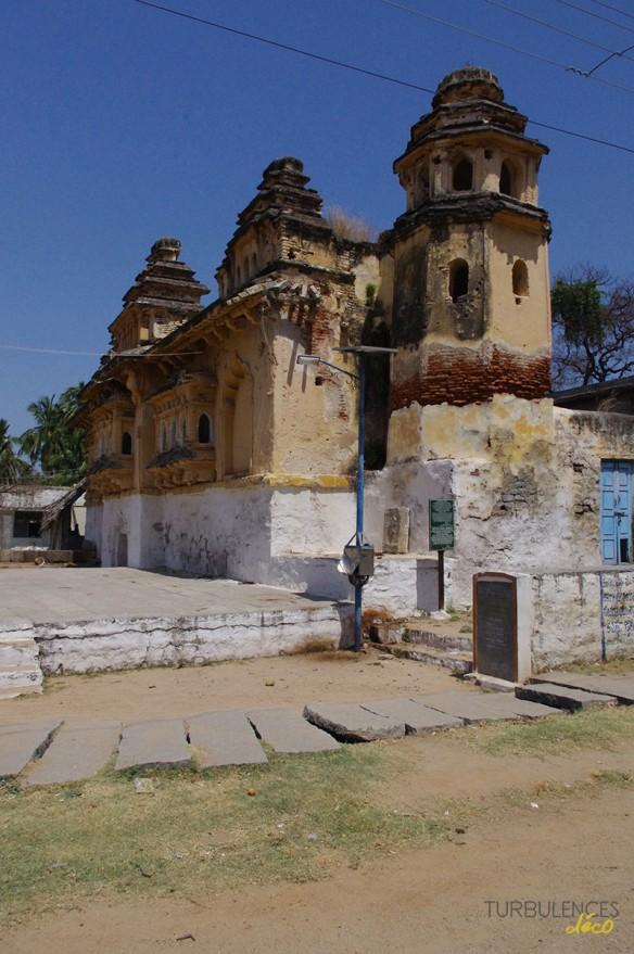 Voyage en Inde - Village Anegundi (Hampi)