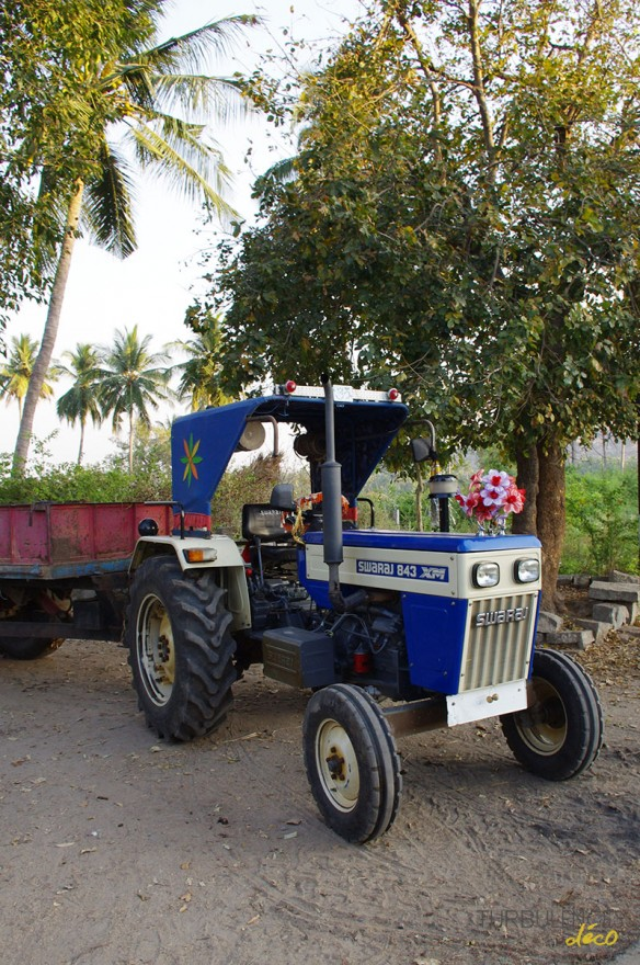 Voyage en Inde - Anegundi village (Hampi)