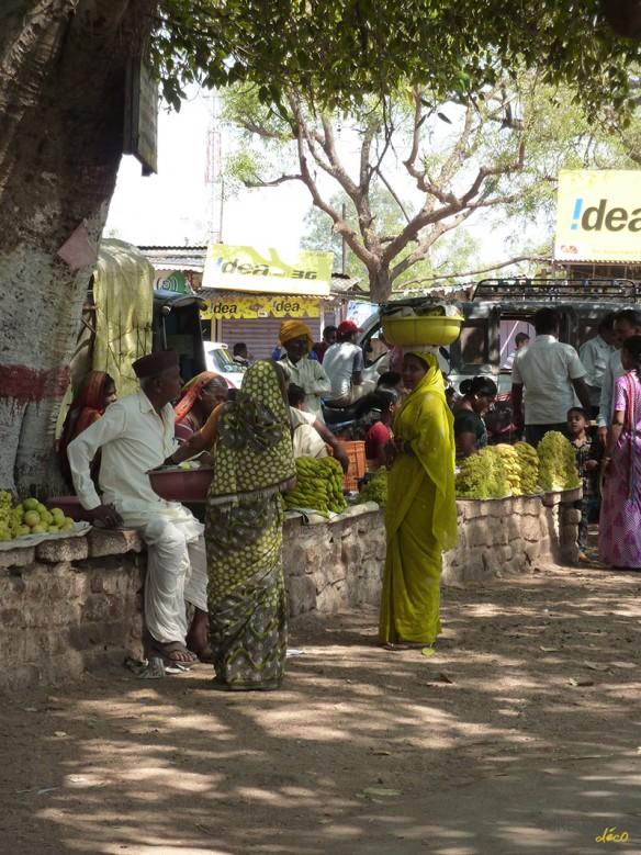 Voyage en Inde - Site de Aihole - Temple de Durga
