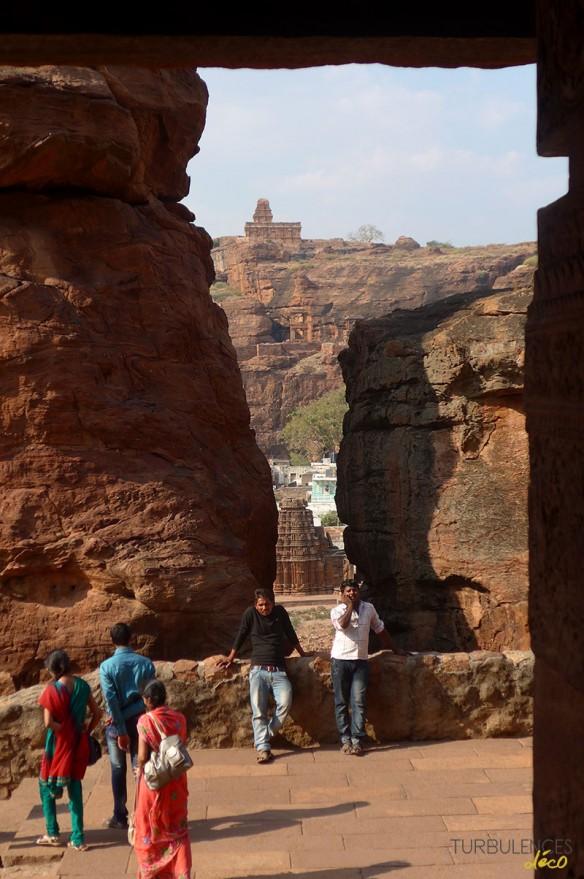 Voyage en Inde - Site de Badani - Temple Lower Shivalaya