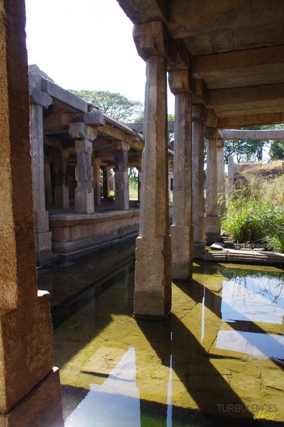 Voyage en Inde - Site de Hampi - Krishna Temple