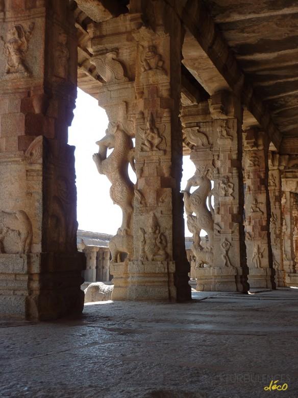 Voyage en Inde - Site de Hampi - Temple Sri Krishna
