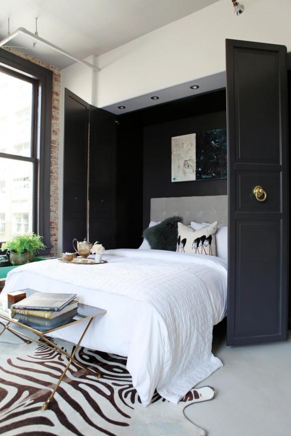 Caitlin McCarthy design & Caitlin Murray - L-A loft