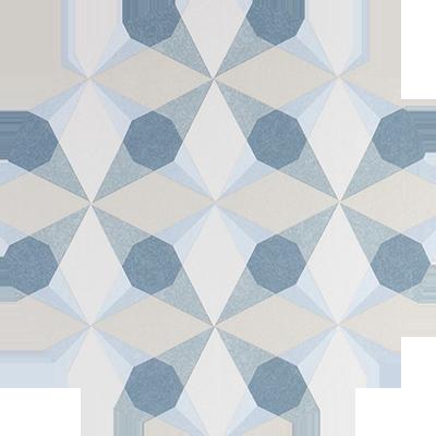 Papier-peint Cube Star, Jocelyn warner,