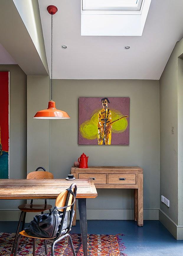 玛格丽特·克劳(Margaret Crow)伦敦住宅||  民族,肤色
