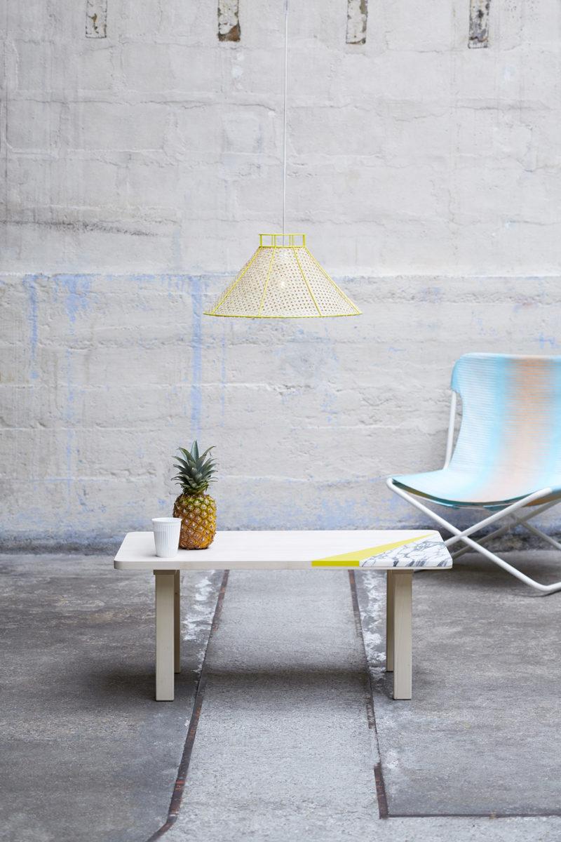Nouvelle collection 2015 de l'éditeur français Colonel. Une collection de meubles et objets design, aux couleurs acidulées pour souffler un air estival dans vos intérieurs