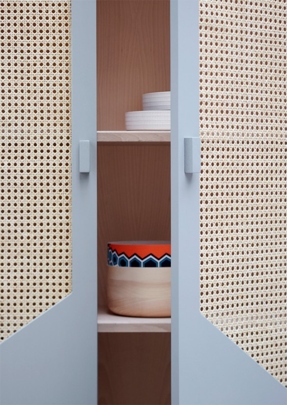 Armoire STRAW collection 2015 par Mon colonel design Paris
