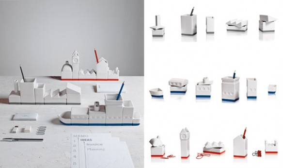 Desktructure - Seletti design