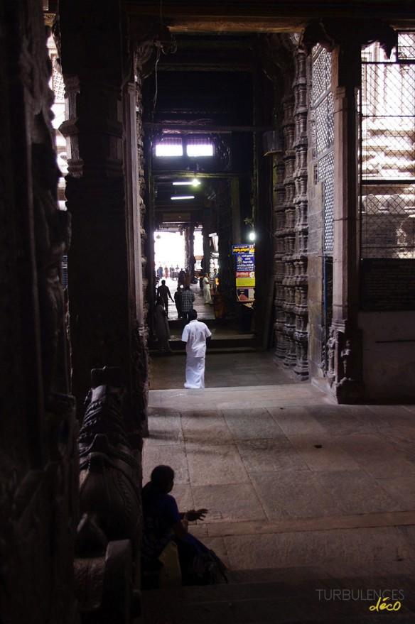Voyage en Inde - Amman Temple Meenakshi, Thiruparankundram (aux abords de Madurai)