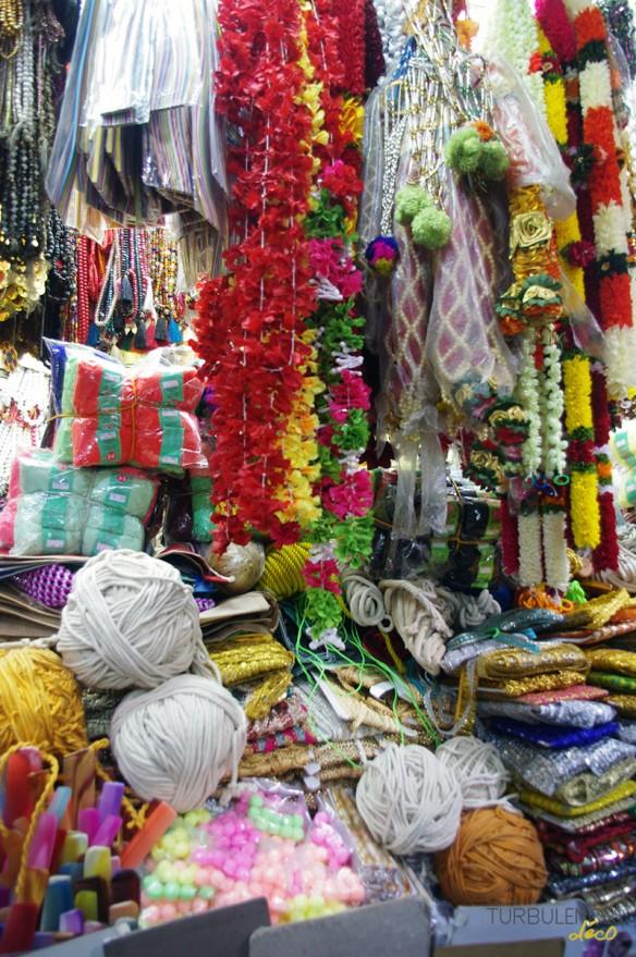 Voyage en Inde - Madurai souk