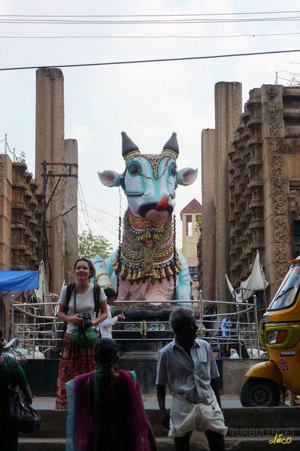 Voyage en Inde - Madurai