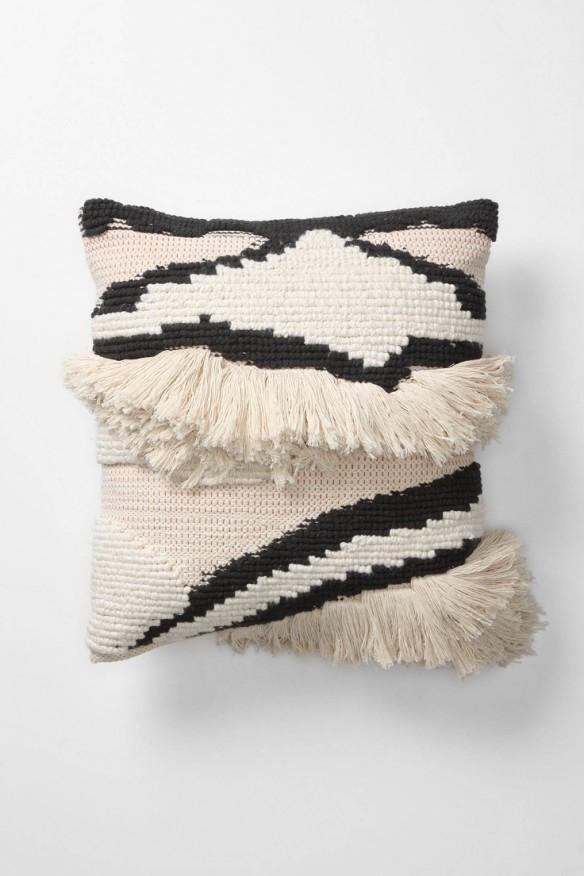 inspiration pour r aliser une housse en grosses mailles. Black Bedroom Furniture Sets. Home Design Ideas