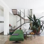 L'incroyable loft d'Antonino Sciortino à Milan