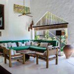 Décor tropical chic : la Casa Tiba à Trancoso au Brésil