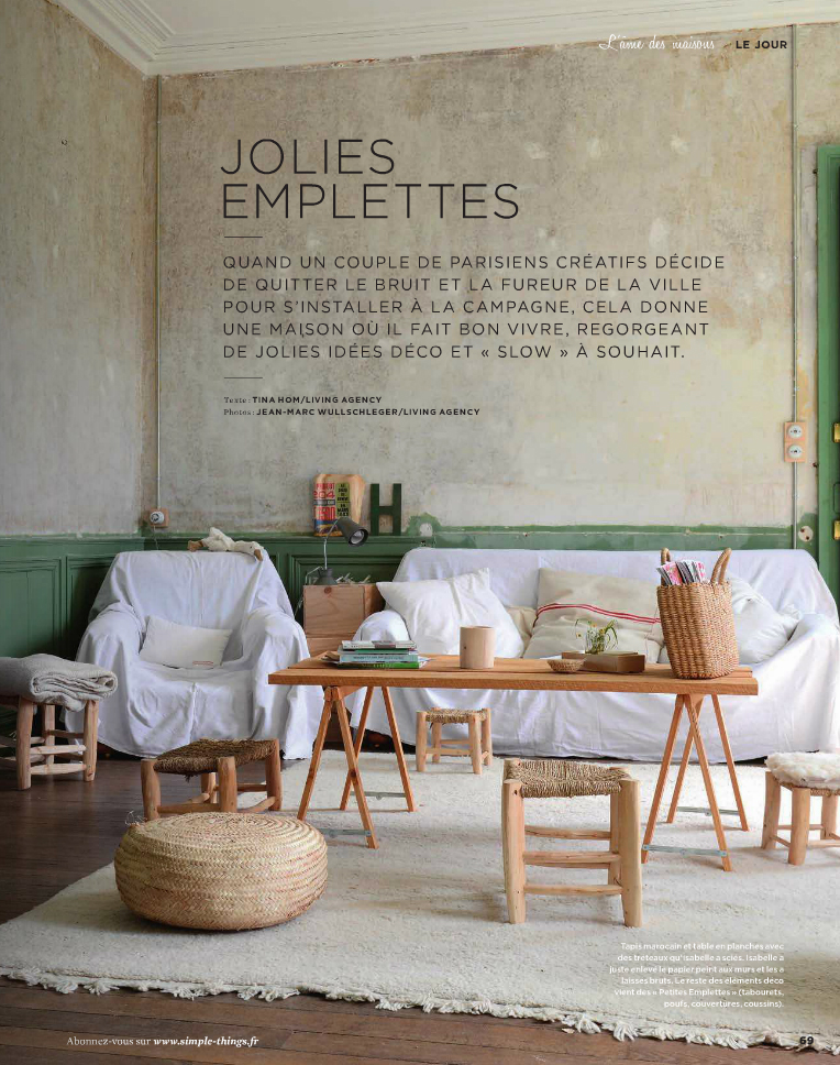 Chateau de Dirac - Les Petites Emplettes || via Simple Thing magazine