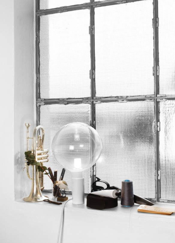 Morten and Jonas | collection 2015 | Lampe Crystal