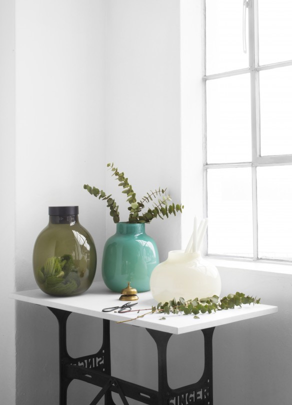 Morten and Jonas | collection 2015 | Vases Plenty