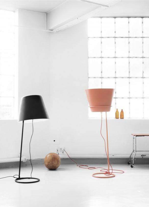 Morten and Jonas | collection 2015 | Lampes Up and down