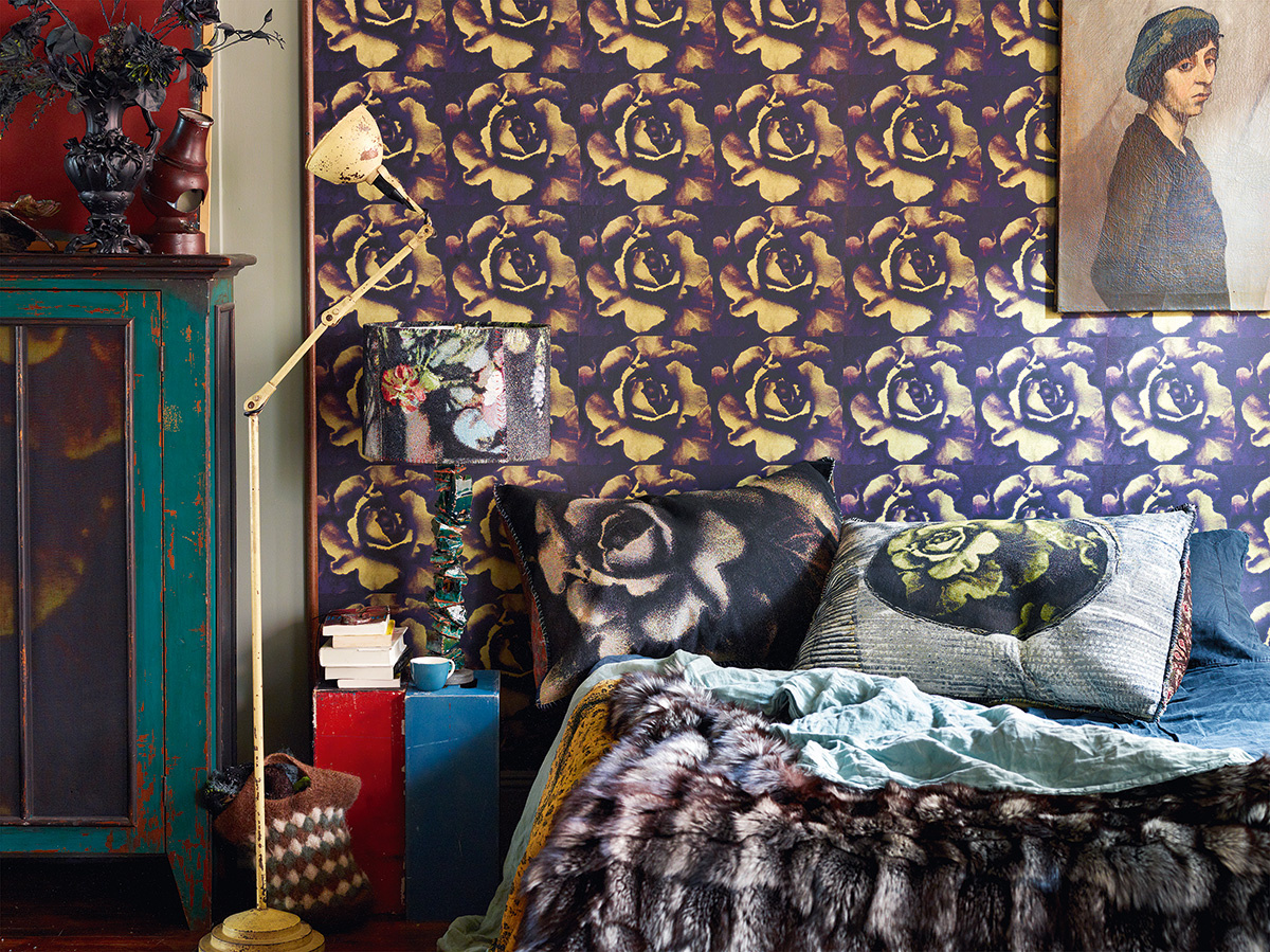 NY loft Martyn Thompson || Décoration ultra bohème