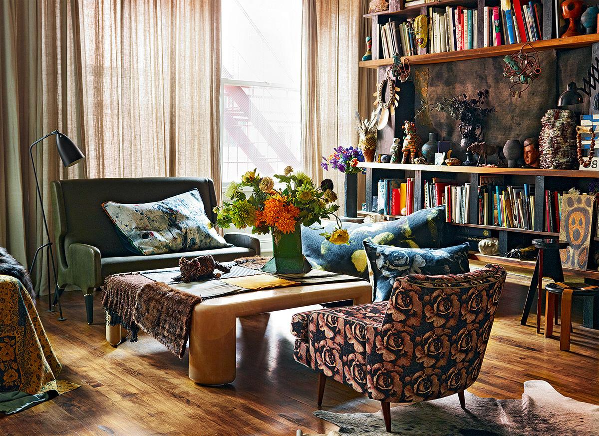 ultra boh me la saturation des motifs et des couleurs. Black Bedroom Furniture Sets. Home Design Ideas