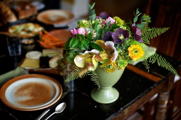 Solabee flowers portfolio - Portland