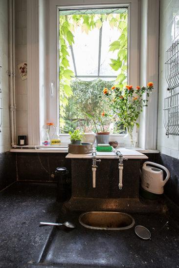 Un jardin extraordinaire || Urban jungle in Antwerp