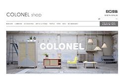 Colonel shop