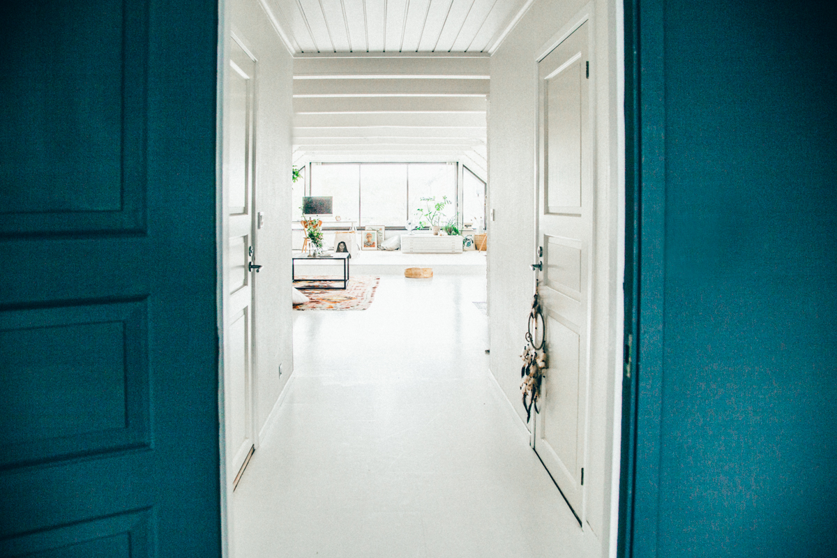 La maison de Kristin Lagerqvist-Krickelin