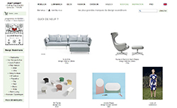 Scandinavia Design e-shop