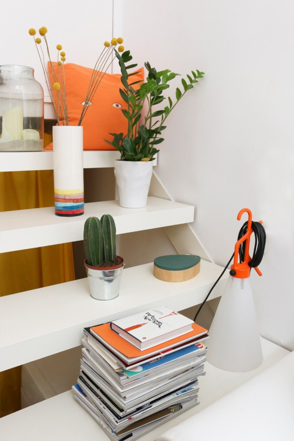 Alberto Bravo mini studio à Madrid