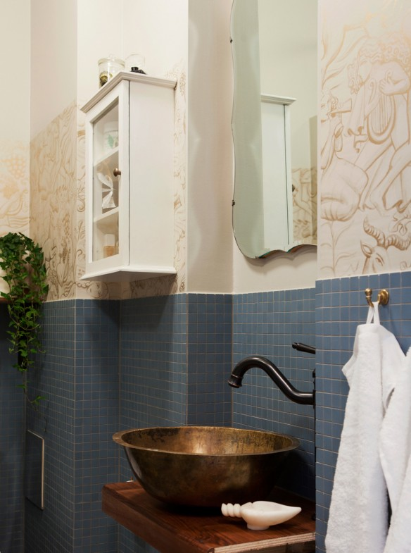 Un appartement aux charmes surannés à vendre sur Bo Laget à Malmö