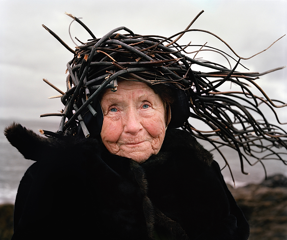 "Eyes as Big as Plates ""Agnes"" by Karoline Hjorth and Riitta Ikonen"