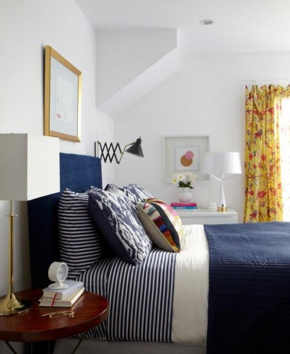 Guest room par Emily Henderson