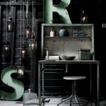 Le charme des vieux meubles bruts