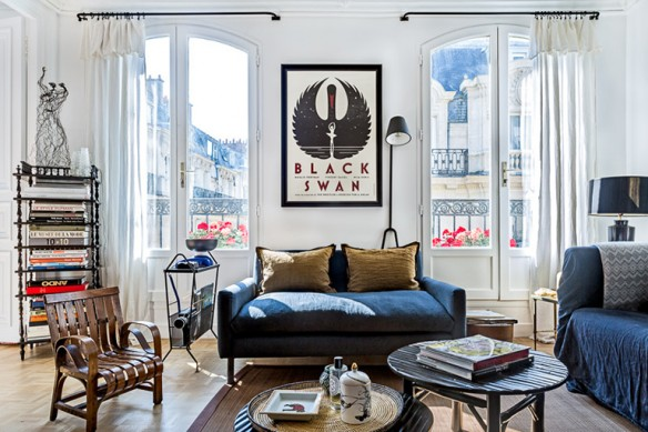 Marion Collard appartement Paris