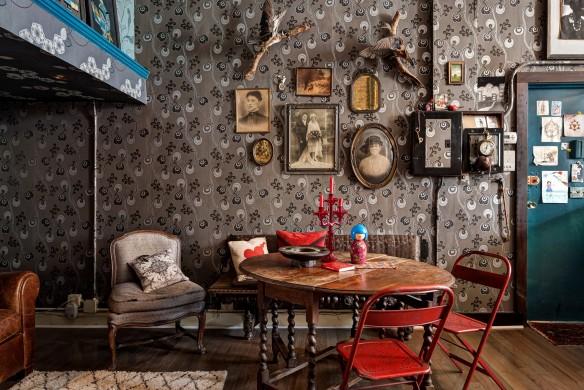 Michele Varian loft NY || un style bohème