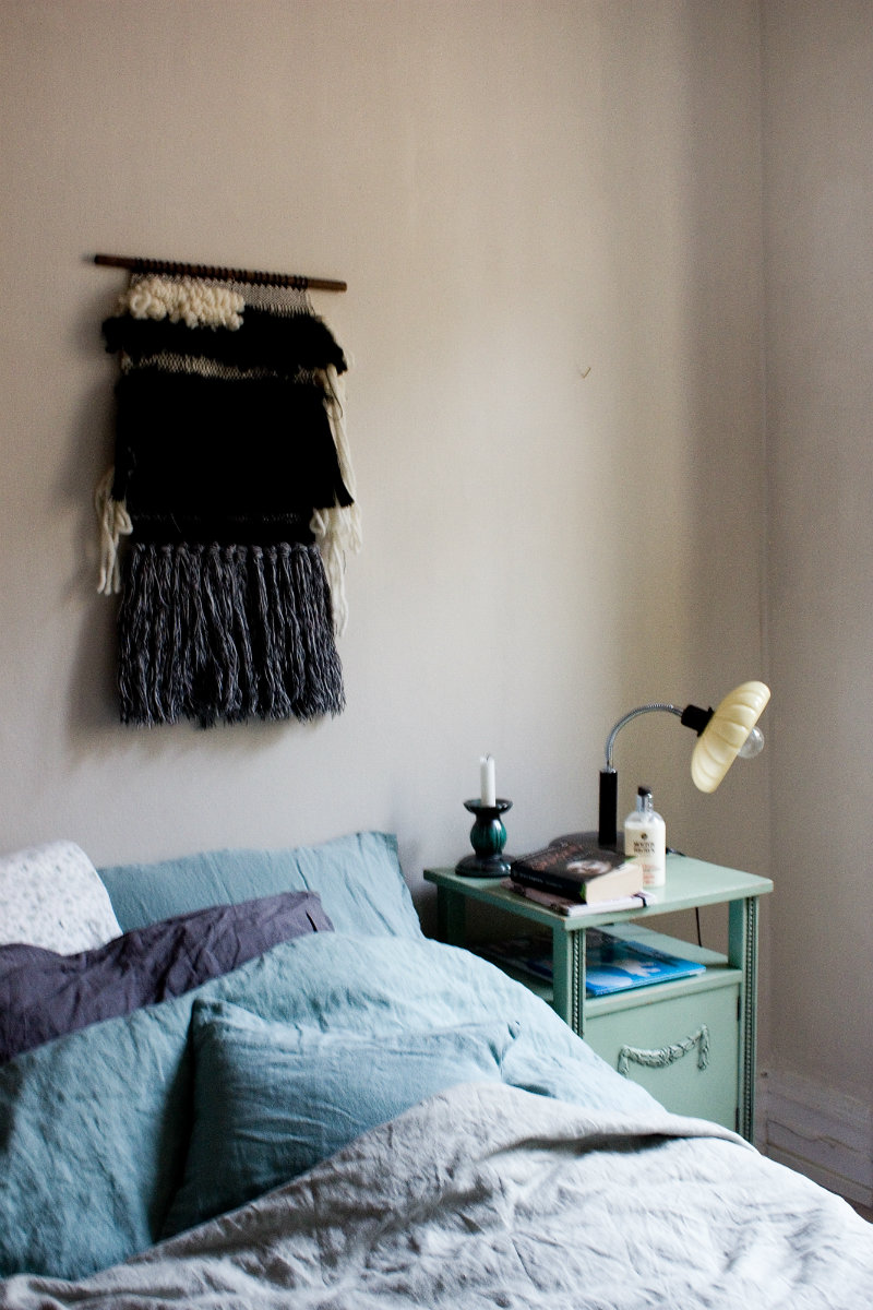 Nanna van Berlekom room || Une chambre bohème au charme vintage