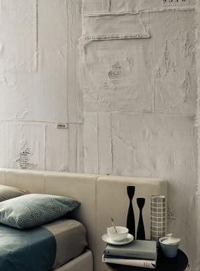 Sélection de papiers-peints en trompe-l'œil || Wallanddeco Déshabille