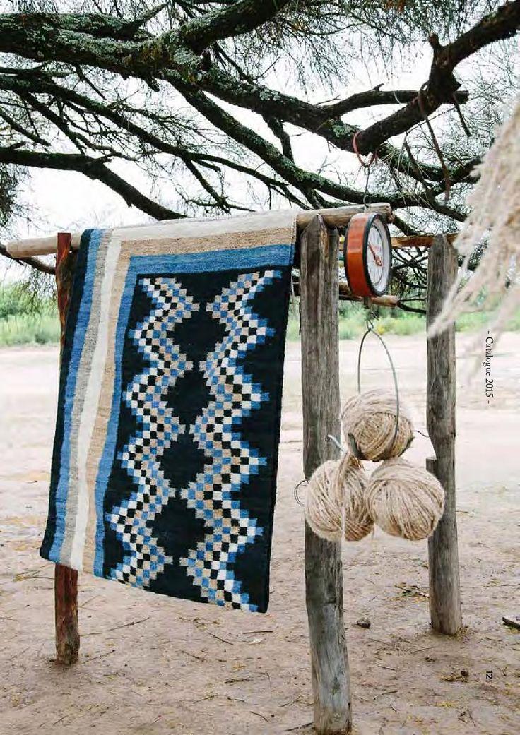 Voyage en Argentine avec les créations Pampa, tapis d'Amérique du Sud