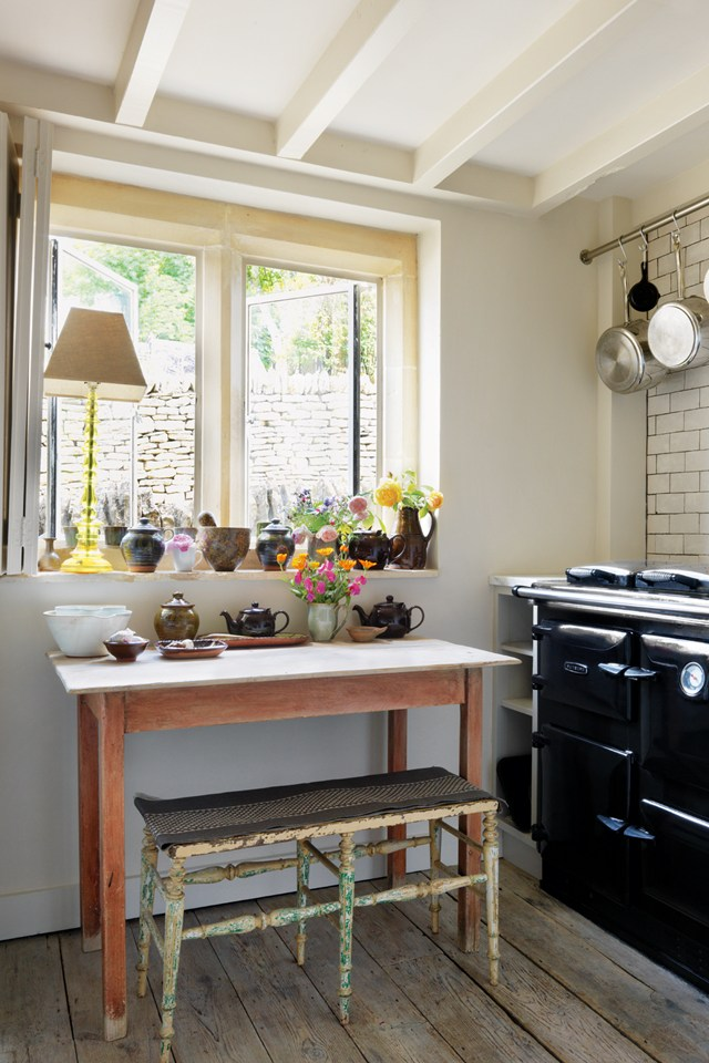 Janissue house par la décoratrice Caroline Holdaway