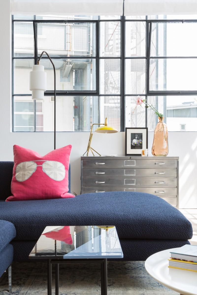 Un loft rénové par Cloud studios à Londres