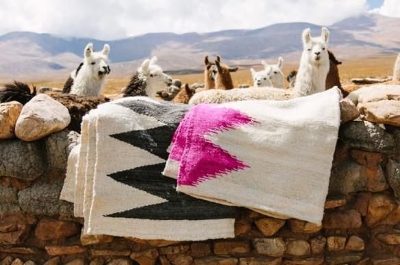 Les créations de Pampa réalisées par des artisans autochtones d'Argentine