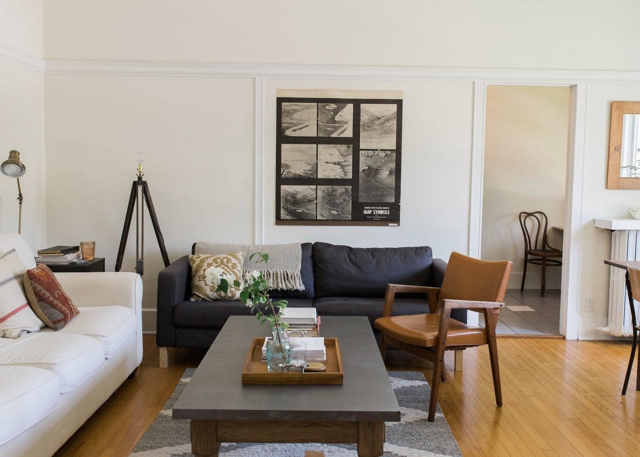 L'appartement de Gillian et Mark à Vancouver    Inspiration Kinfolk