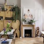 Un appartement parisien bucolique