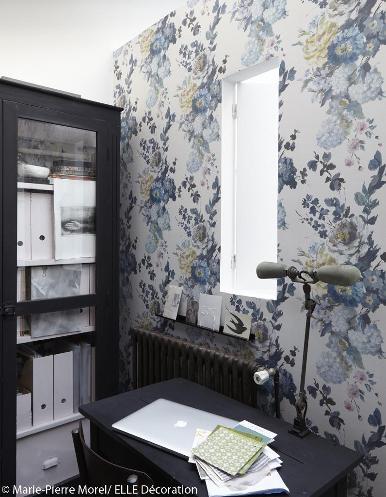 Mini loft de Christèle Ageorges recomposé par l'architecte d'intérieur François Murraciole