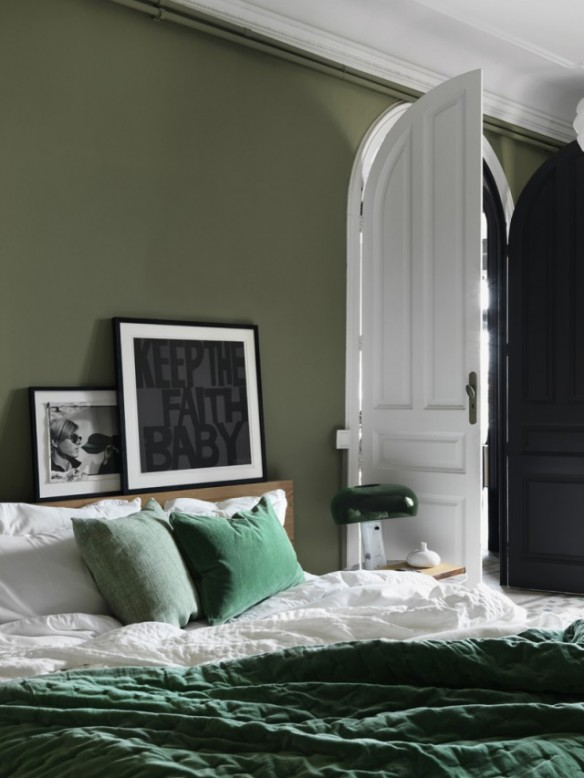 green and gray bedroom passez au vert c 244 t 233 d 233 co 15469